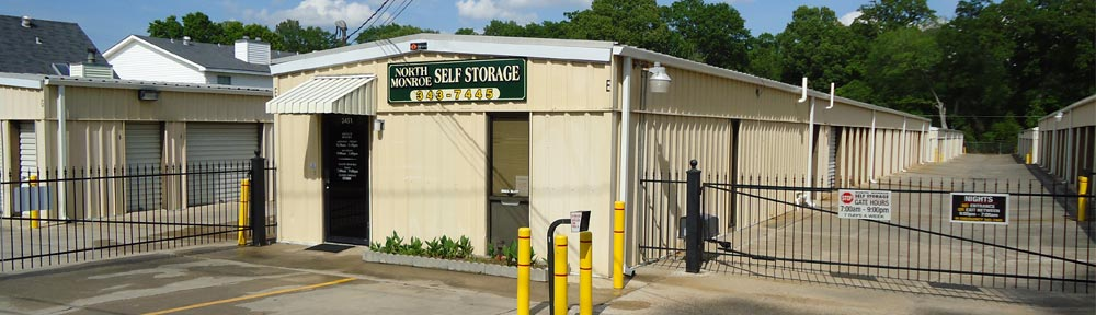 North Monroe Self Storage
